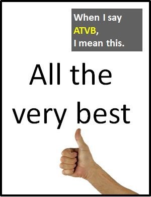 meaning of ATVB