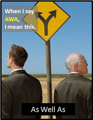 meaning of AWA