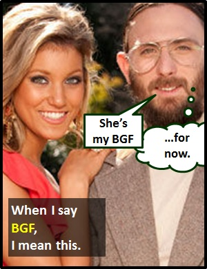 meaning of BGF