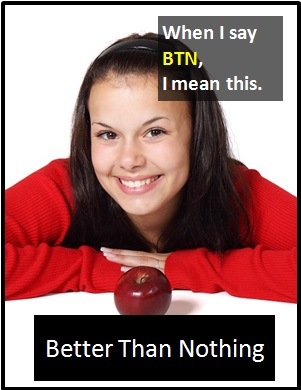 meaning of BTN