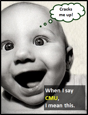 meaning of CMU