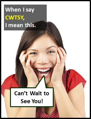 meaning of CWTSY