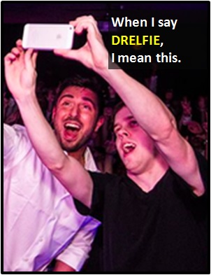 meaning of DRELFIE