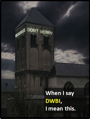meaning of DWBI