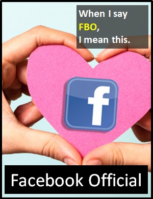 meaning of FBO
