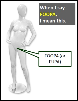 meaning of FOOPA