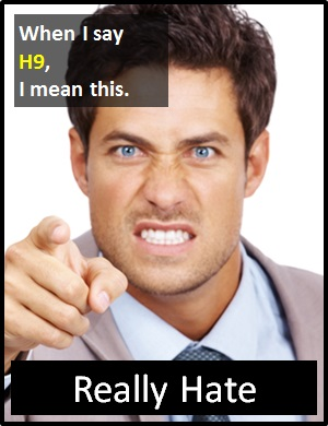 meaning of H9