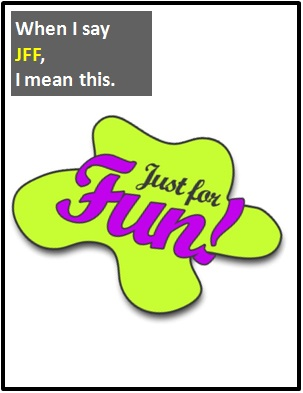 meaning of JFF