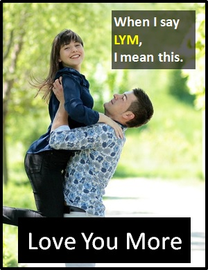 meaning of LYM