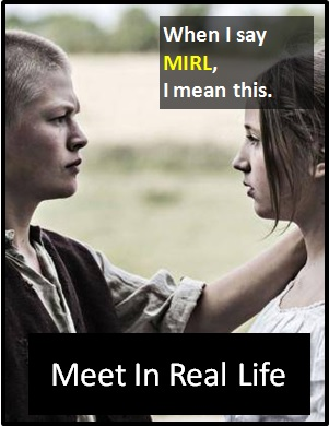 meaning of MIRL