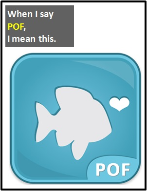 meaning of POF