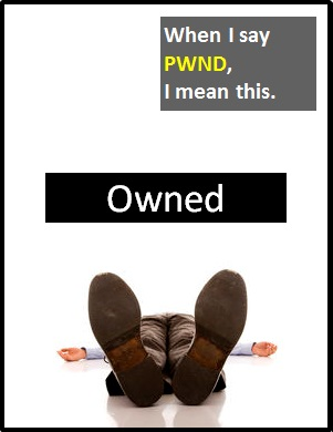 meaning of PWND