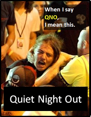 meaning of QNO