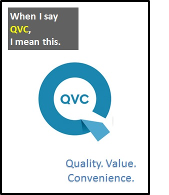 meaning of QVC