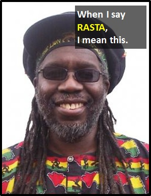 meaning of RASTA