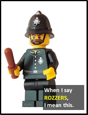meaning of ROZZERS