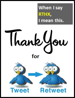 meaning of RTHX