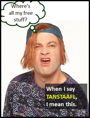 meaning of TANSTAAFL