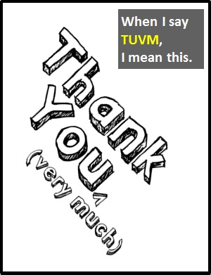 meaning of TUVM