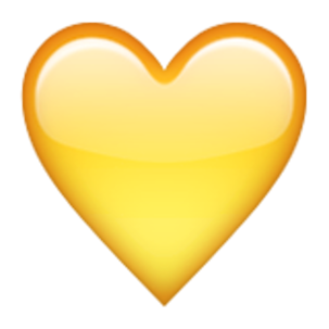 Yellow Heart Emoji | What Does Yellow Heart Emoji Mean on Snapchat?